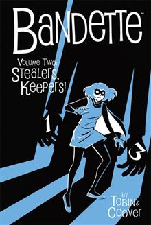 BANDETTE HC VOL 02 STEALERS KEEPERS