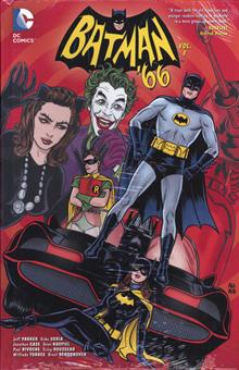 BATMAN 66 HC VOL 03