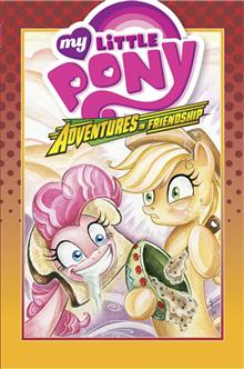 MY LITTLE PONY ADVENTURES IN FRIENDSHIP HC VOL 02