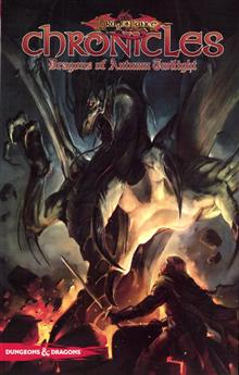 DRAGONLANCE CHRONICLES TP VOL 01 DRAGONS OF AUTUMN TWILIGHT