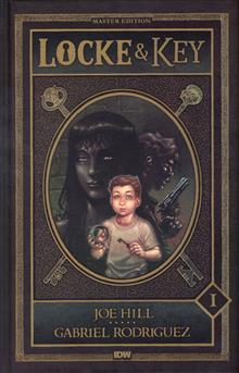 LOCKE & KEY MASTER EDITION HC VOL 01