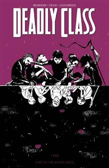 DEADLY CLASS TP VOL 02 KIDS OF THE BLACK HOLE (MR)