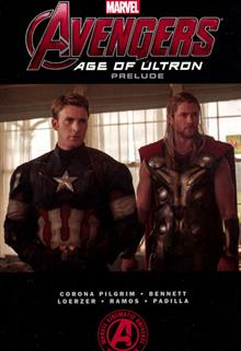 MARVELS AVENGERS TP AGE OF ULTRON PRELUDE