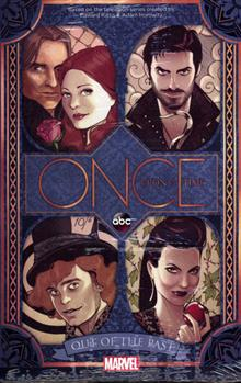 ONCE UPON A TIME PREM HC OUT OF PAST