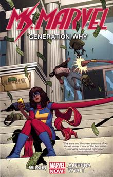 MS MARVEL TP VOL 02 GENERATION WHY