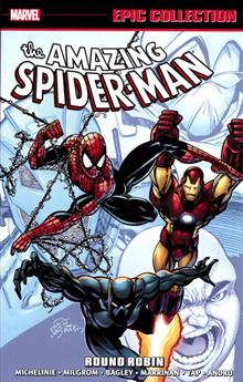 AMAZING-SPIDER-MAN-EPIC-COLLECTION-TP-ROUND-ROBIN