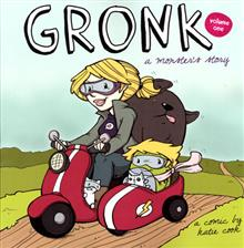 GRONK A MONSTERS STORY GN VOL 01
