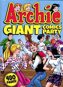 ARCHIE GIANT COMICS PARTY TP