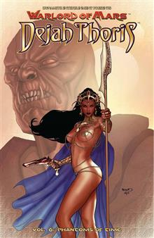 WARLORD OF MARS DEJAH THORIS TP VOL 06 (MR)