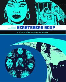 LOVE & ROCKETS LIBRARY GILBERT GN VOL 01 HEARTBREAK SOUP