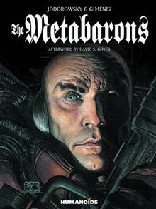 METABARONS HC (MR)