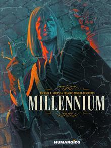 MILLENNIUM HC (MR)
