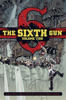 SIXTH GUN DLX HC VOL 02
