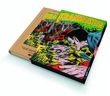 ROY THOMAS PRESENTS BRIEFER FRANKENSTEIN SLIPCASE 1952-53