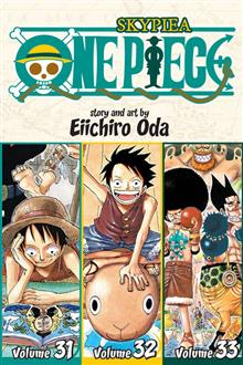 ONE PIECE 3IN1 TP VOL 11
