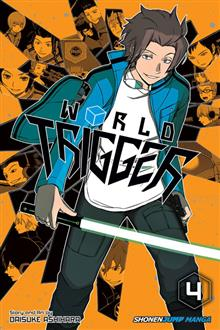 WORLD TRIGGER GN VOL 04