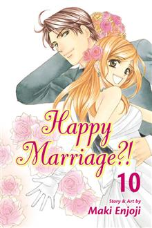 HAPPY MARRIAGE GN VOL 10 (MR)