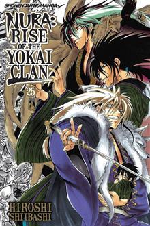 NURA RISE O/T YOKAI CLAN GN VOL 25