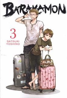 BARAKAMON GN VOL 03 (MR)