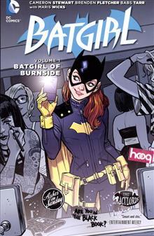 BATGIRL TP VOL 01 THE BATGIRL OF BURNSIDE (N52)