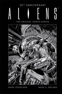 ALIENS 30TH ANNIVERSARY ORIGINAL COMICS SERIES HC