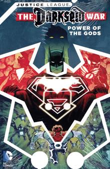 JUSTICE LEAGUE DARSKEID WAR POWER OF THE GODS HC