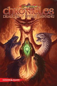 DRAGONLANCE CHRONICLES TP VOL 03 DRAGONS OF SPRING DAWNING