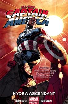 ALL NEW CAPTAIN AMERICA TP VOL 01 HYDRA ASCENDANT