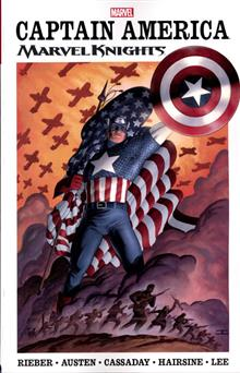 CAPTAIN AMERICA TP VOL 01 MARVEL KNIGHTS