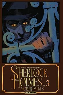SHERLOCK HOLMES TP VOL 03 MORIARTY LIVES