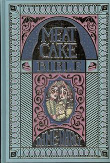 MEAT CAKE BIBLE HC