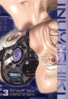 INUYASHIKI GN VOL 03 (MR)