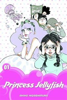 PRINCESS JELLYFISH GN VOL 01