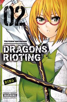 DRAGONS RIOTING GN VOL 02 (MR)
