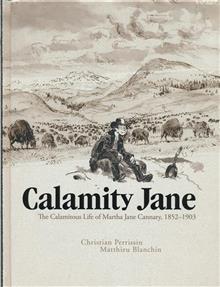 CALAMITY JANE HC