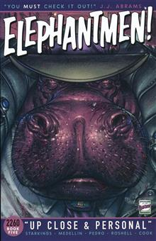 ELEPHANTMEN 2260 TP BOOK 05 UP CLOSE & PERSONAL (MR)