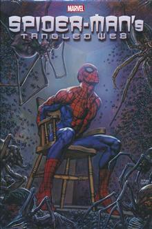 SPIDER-MANS TANGLED WEB OMNIBUS HC FABRY CVR
