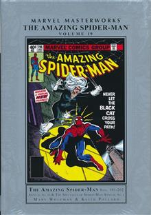 MMW AMAZING SPIDER-MAN HC VOL 19