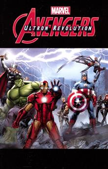 MARVEL UNIVERSE AVENGERS ULTRON REVOLUTION DIGEST TP VOL 02