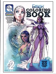 FATHOM COLORING BOOK TP #2