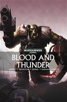 WARHAMMER BLOOD AND THUNDER GN