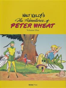 WALT KELLY PETER WHEAT COMP SERIES TP VOL 01
