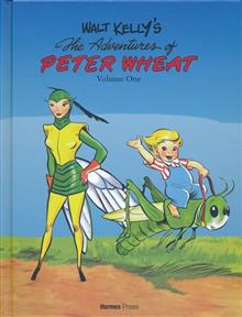 WALT KELLY PETER WHEAT COMP SERIES PX HC VOL 01