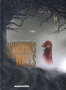 WHISPERS IN THE WALLS HC (MR)