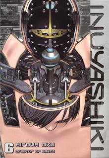 INUYASHIKI GN VOL 06 (MR)