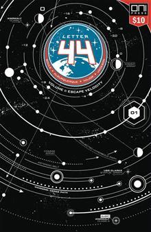LETTER 44 TP VOL 01 ESCAPE VELOCITY (SQ1)