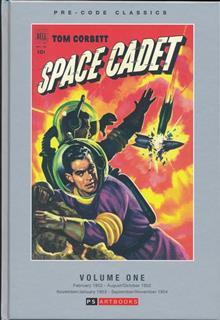 PRE CODE CLASSICS TOM CORBETT SPACE CADET HC VOL 01