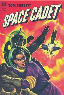 PRE CODE CLASSICS TOM CORBETT SPACE CADET SLIPCASE ED VOL 01