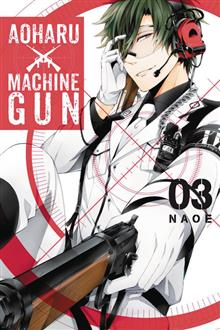 AOHARU X MACHINEGUN GN VOL 03