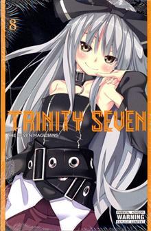 TRINITY SEVEN GN VOL 08 SEVEN MAGICIANS (MR)